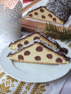 Ízőrző: Havas háztető sütemény