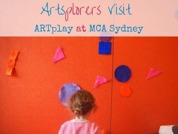 ARTplay at MCA Sydney