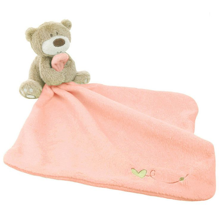 >> Click to Buy << Infant Baby Nursery Toddler Soft Smooth Bath Cartoon Bear Toy Blanket Towel Baby Care Soft Towels with Bear Toy W20 #Affiliate