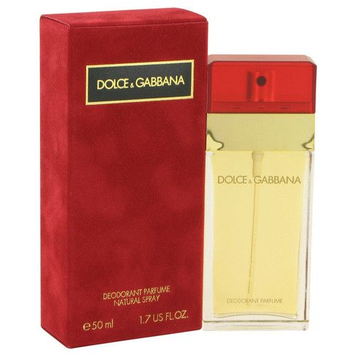 Dolce and Gabbana Deodorant Perfume Natural Spray 1.7 oz For Women, $54