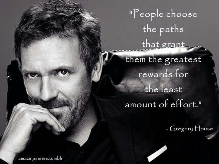 10 Best Dr House Quotes Images On Pinterest Hugh