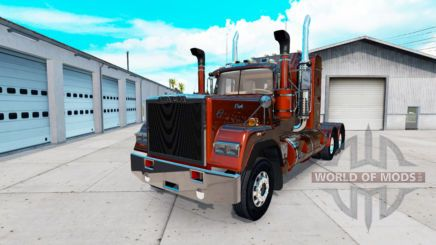 Mack Super-Liner Deluxe for American Truck Simulator