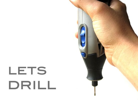 How to drill beach stones - and link for supplier for cheaper priced diamond drill bits