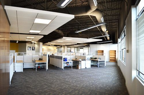 27 Best Images About Office Exposed Ductwork On Pinterest