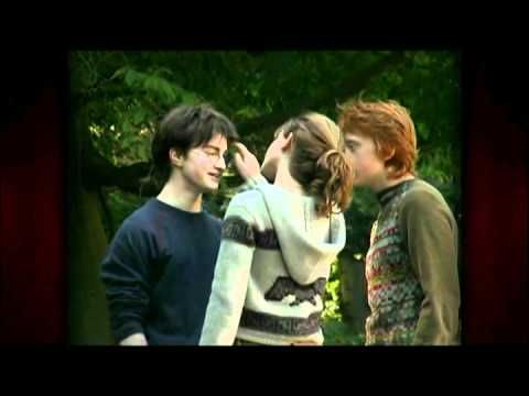 Harry Potter - Behind the scenes. I don´t like the music, but video is great.