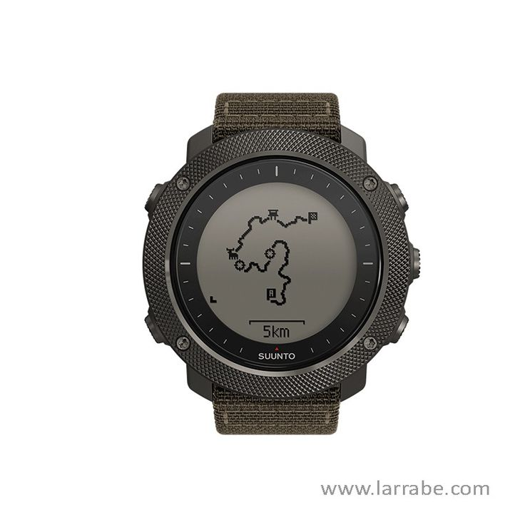 Reloj Suunto Traverse Alpha Foliage, un reloj deportivo apto para el senderismo, la caza y la pesca.  #relojesdeportivos #senderismo #deportes #actividades #moda #hombre #mujer
