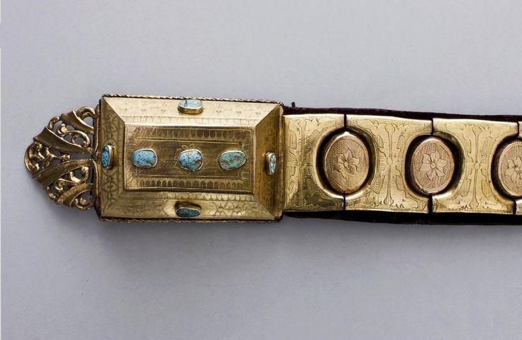 So-called Przeworsk belt by Anonymous from Poland (Kraków or Lviv), second half of the 17th century, Muzeum Narodowe w Krakowie (MNK)