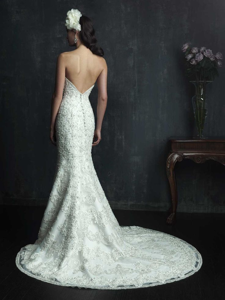 Allure Bridals Couture Spring 2014