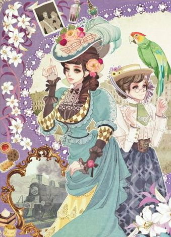 byJapanese illustrator Hiromi Matsuo 松尾裕美