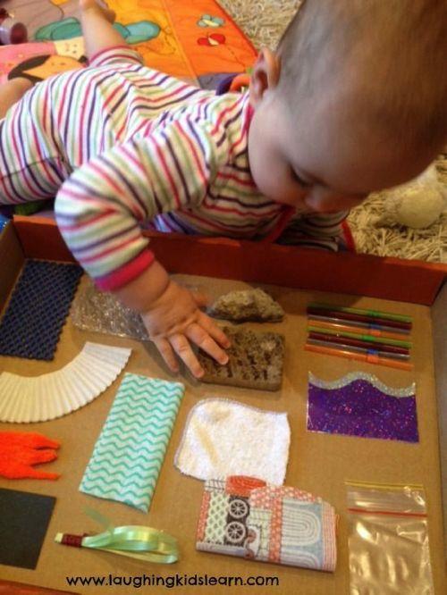 Tavola delle attività Montessori 14