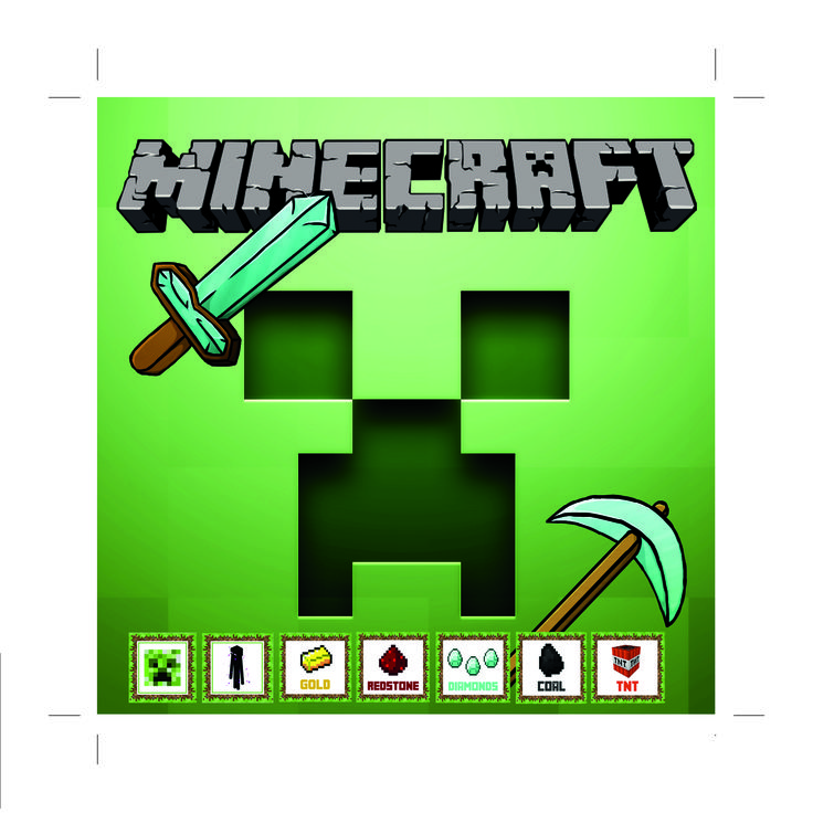 16 best images about Minecraft Birthday Party on Pinterest