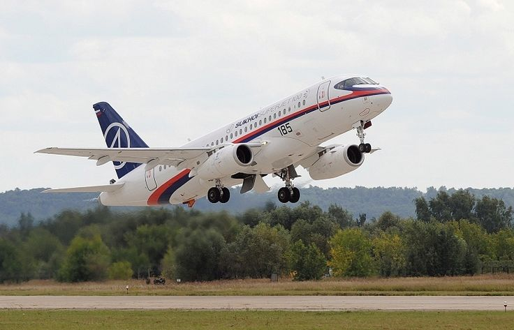 TASS: Business & Economy - Mexico buys 30 Sukhoi Superjet 100 aircraft from Russia — ambassador