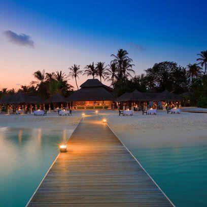Sand Restaurant - Velassaru Maldives