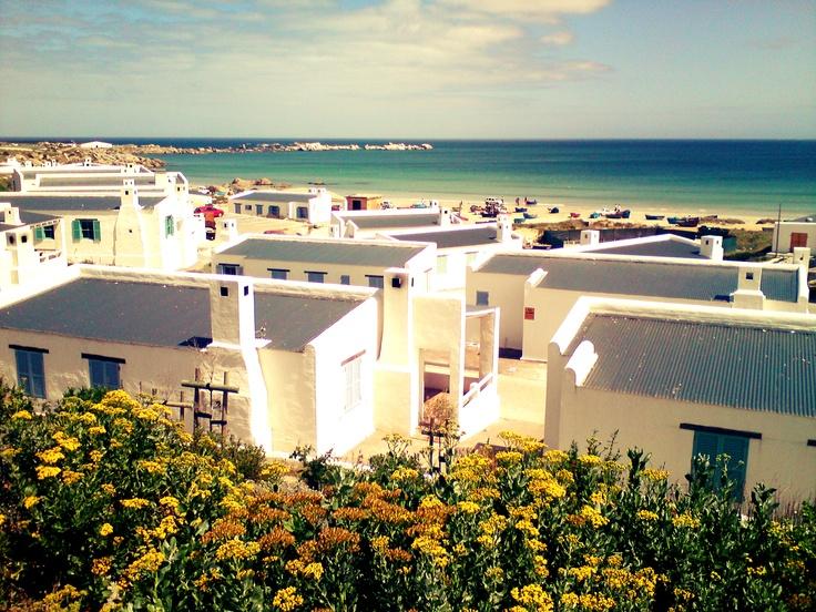 Paternoster, a quaint seaside village along the West Coast of Cape Town. Sooo Romantic !