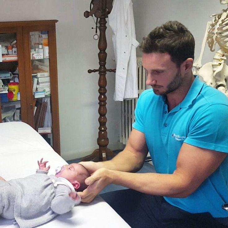 5 motivi per portare il neonato dall'Osteopata