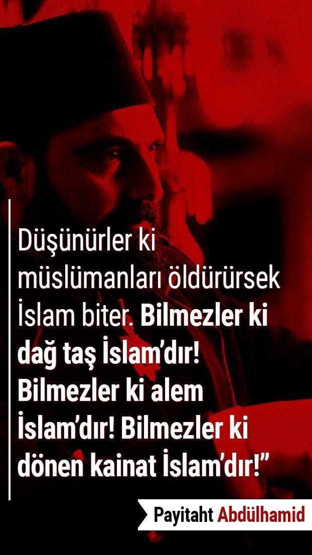 İstikbal Allah'ındır! #PayitahtAbdülhamid Her Cuma TRT 1'de #AbdülhamidHan #ekippayitaht #payitaht #bülentinal