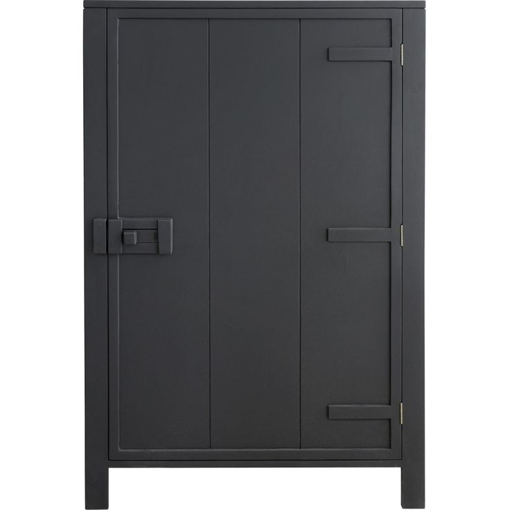 Single Door Cabinet • WOO Design