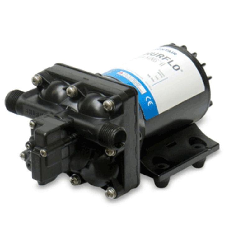 SHURFLO AQUA KING trade  II Junior Fresh Water Pump - 12 VDC  2.0 GPM