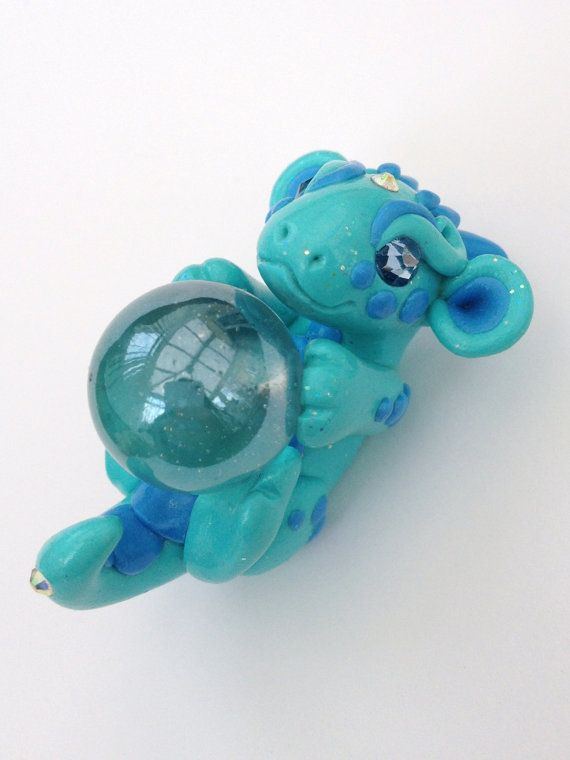 Bubble Dragon by LiluriCreations on Etsy, £25.00