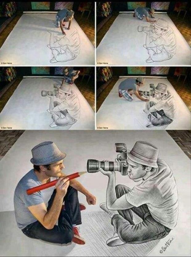 Now That's Art! – 32 Pics