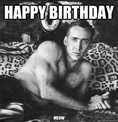 birthday meme - Google Search