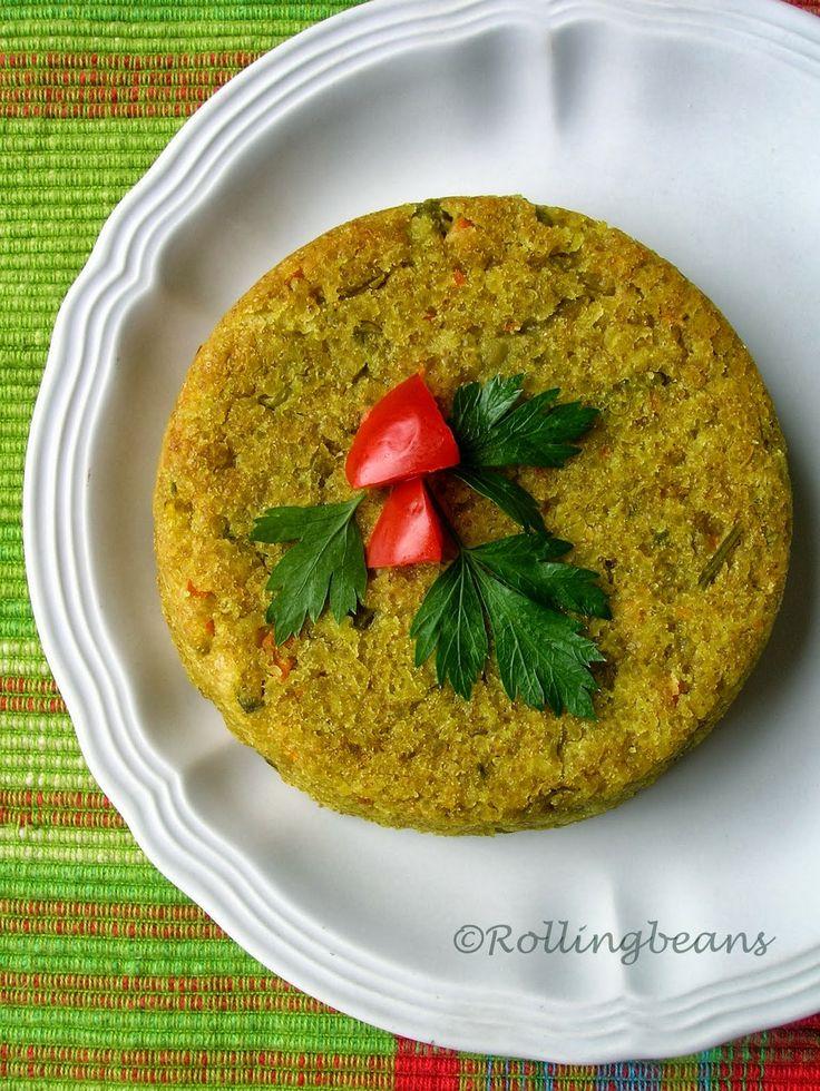 Veggie Burger con Quinoa e Amaranto #ricette vegan