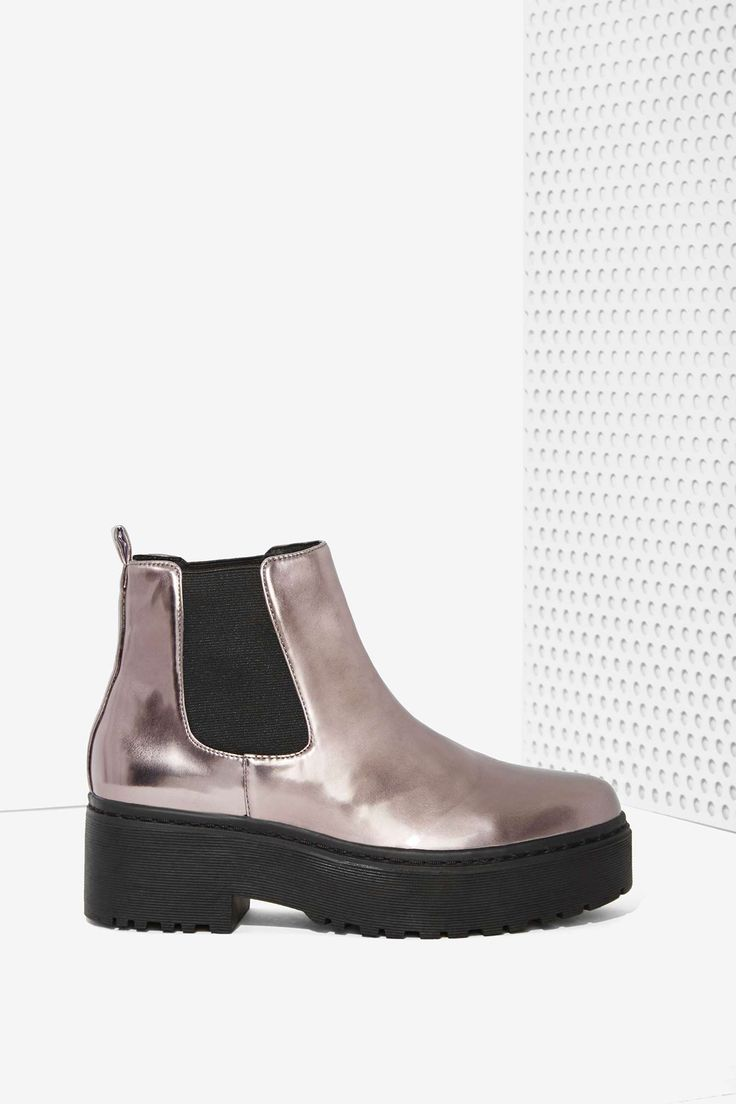Jeffrey Campbell Universal Chelsea Boot