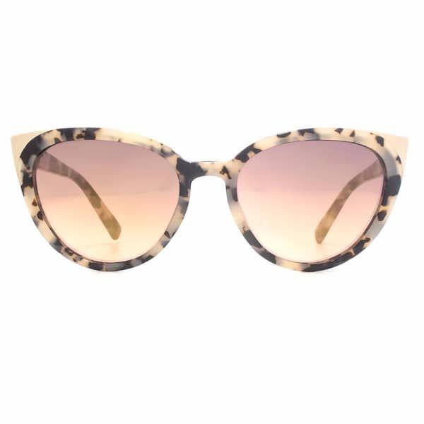 Scala Milk Tortoiseshell Sunglasses   Hook LDN   Wolf & Badger  /  Women / Accessories / Sunglasses