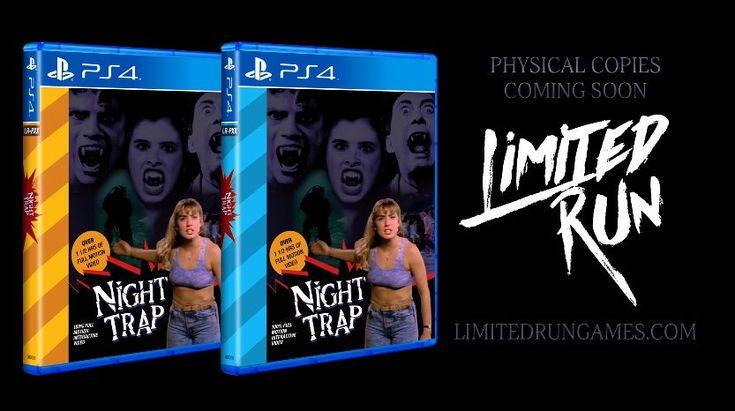 Annunciato+Night+Trap+25th+Anniversary+Edition+per+PS4+e+Xbox+One