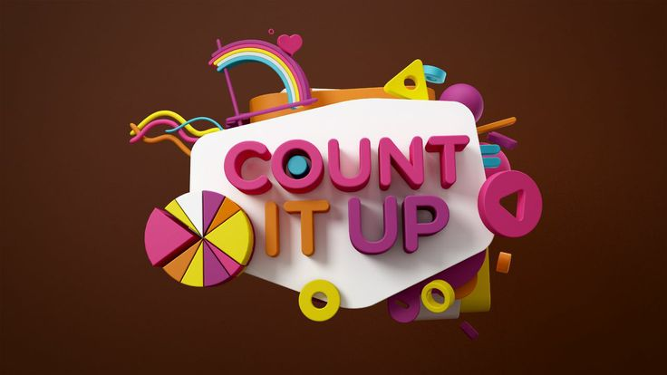 Count it Up #motiongraphic.
