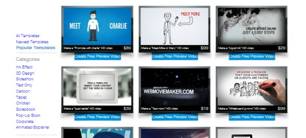 Produce an Excellent Explainer Video in 30 Minutes at MakeWebVideo on http://www.topdesignmag.com