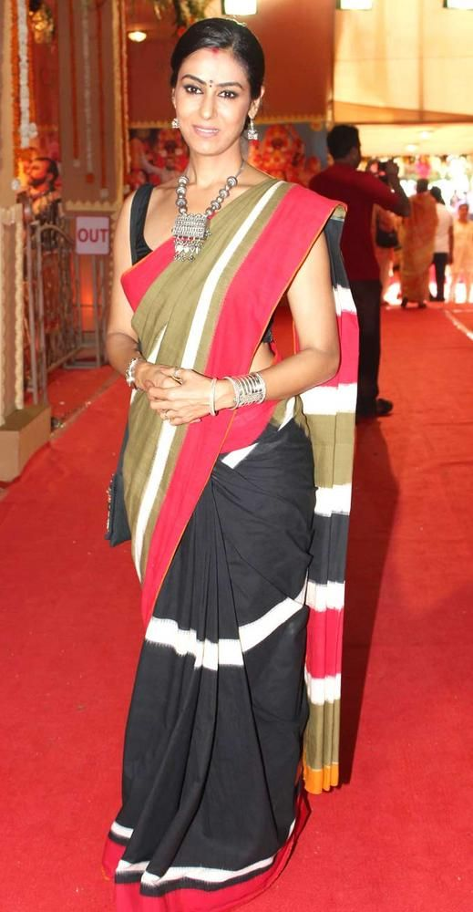 Nivedita Bhattacharya: A TV actress
