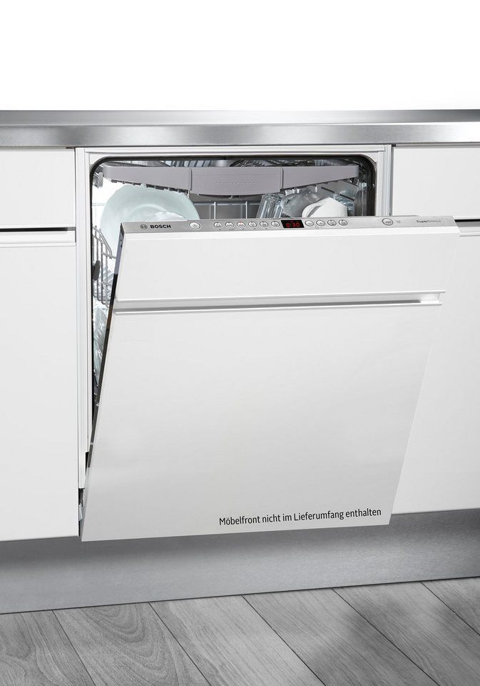 Bosch vollintegrierbarer Einbaugeschirrspüler SMV68N20EU, A++, 9,5 Liter, 14 Maßgedecke