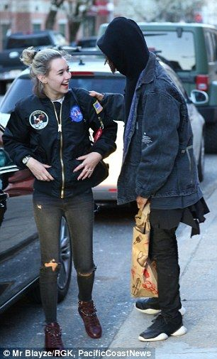 Jaden Smith packs on the PDA with stunning girlfriend Sarah Snyder