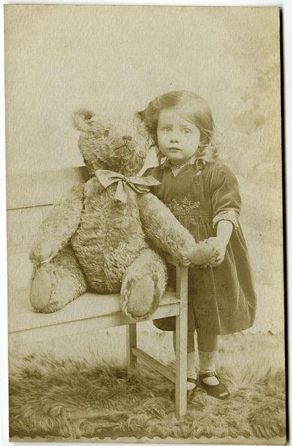 Teddy bear love. (fiction) Amelia Grace Camden age 3 w/ teddy bear Aubrie finds in attic at Grace Bed & Breakfast in Stillwater Springs: