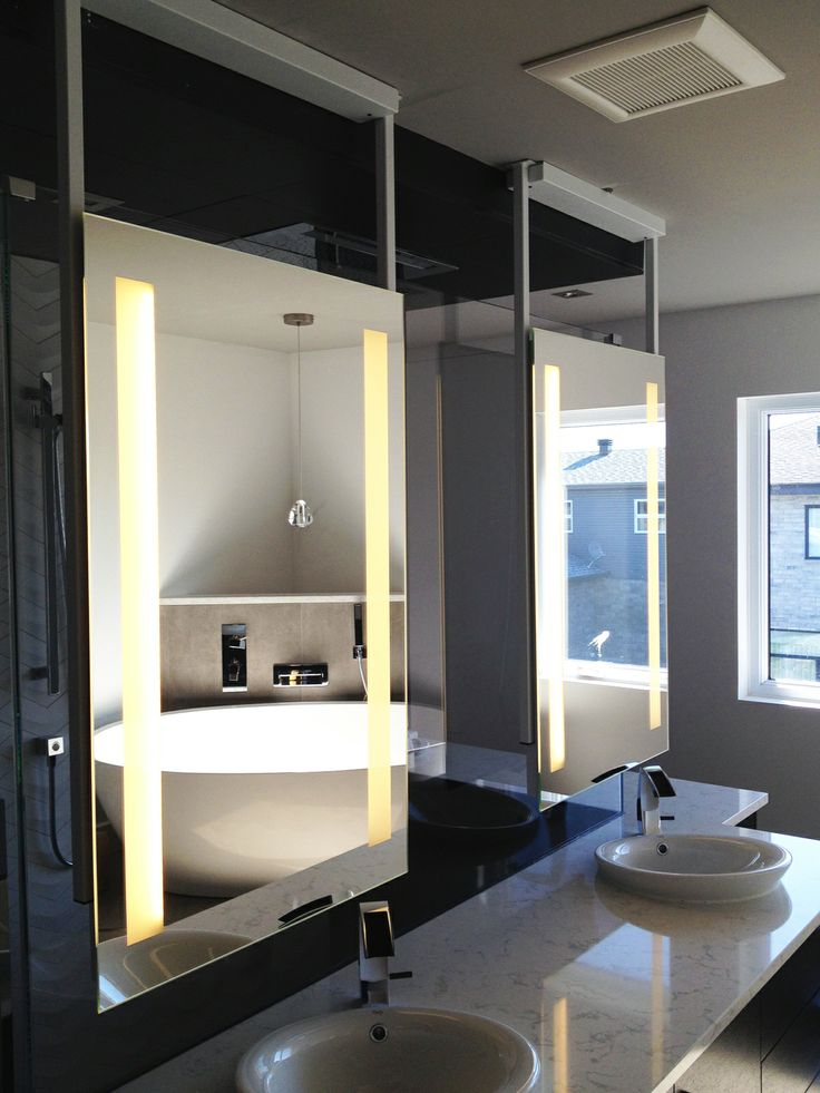 ceiling mounted bathroom mirrors 26 best images about backlit mirrors mirror tv on 17619