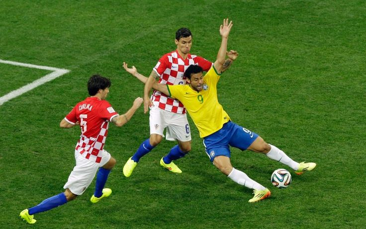 #Worldcup Brazil Croatia