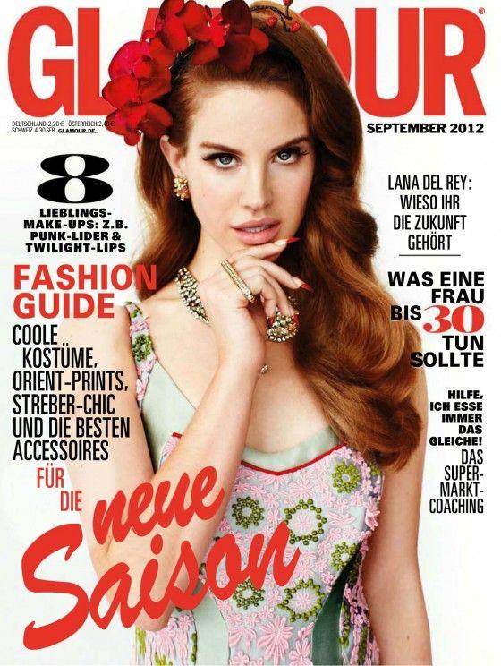 Glamour set/2012