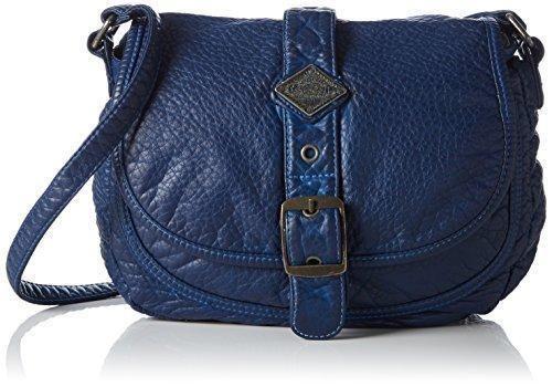 Oferta: 49.9€. Comprar Ofertas de Refresh83034 - Bolso bandolera Mujer , color Azul, talla 23x14x8 cm (B x H x T) barato. ¡Mira las ofertas!