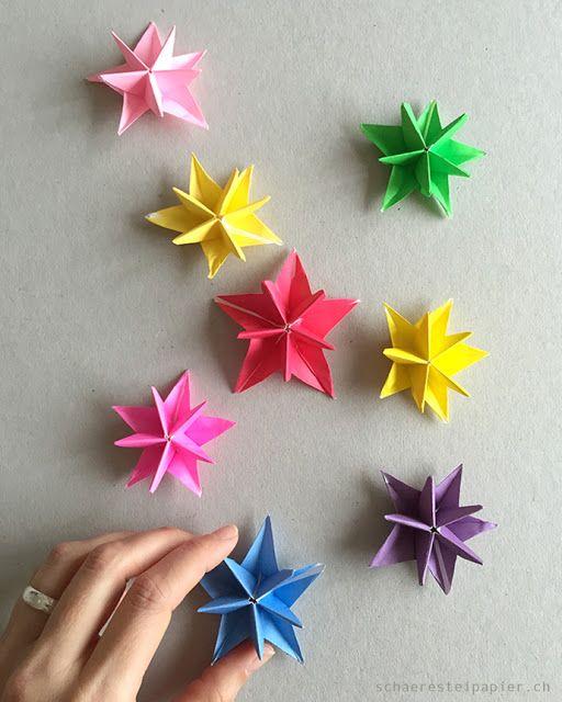 17 best images about aus papier pappe on pinterest origami paper papier mache and paper flowers. Black Bedroom Furniture Sets. Home Design Ideas