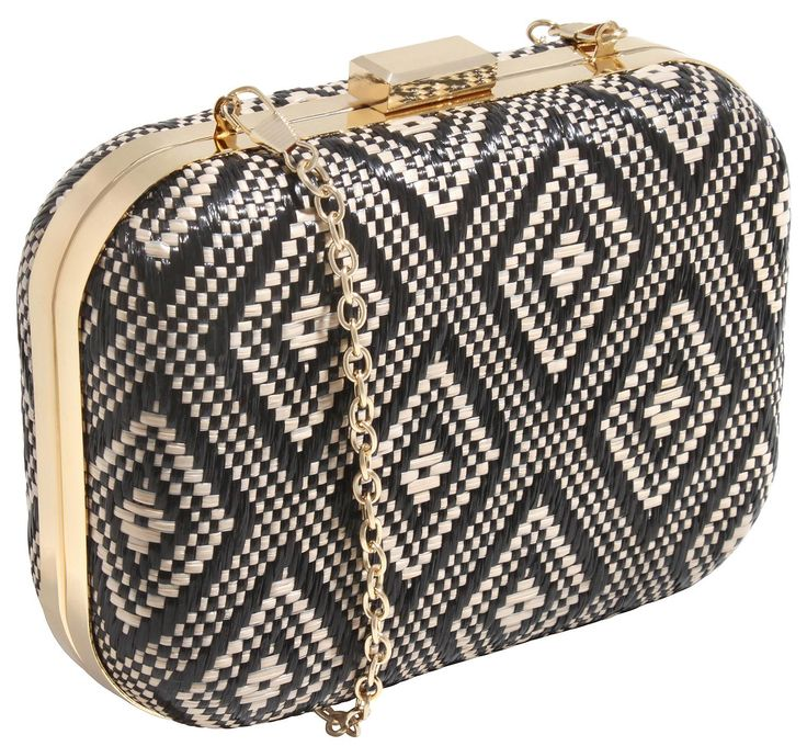 Bijou brigitte clutch box safari i really need to stop looking at stuff on this site empty Bijoux brigitte catalogue