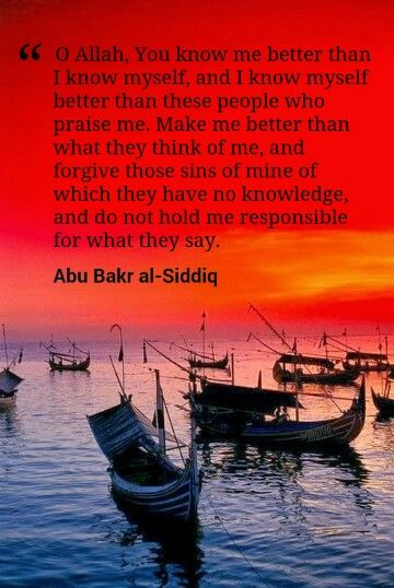 Hikmah...Abu Bakar al-Siddiq