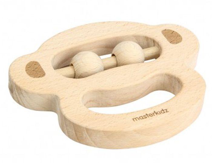 Mudpies - Masterkidz Wooden Monkey Rattle, $16.95 (http://mudpies.com.au/masterkidz-wooden-monkey-rattle/)