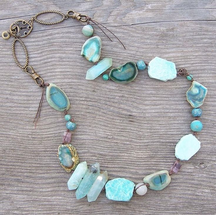 Pin by bohoasis on Boho accessories | Jewelry, Rustic ...