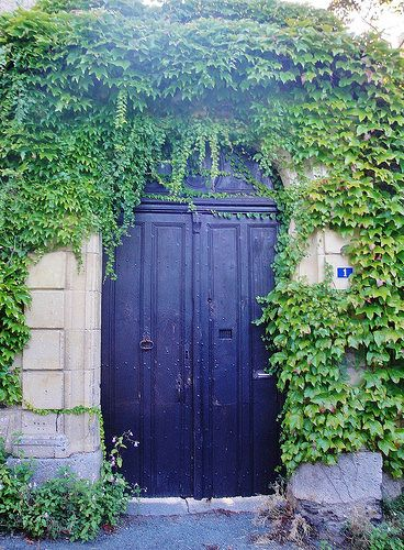 Porte ancienne - Denée, Maine et Loire - Anjou | Flickr - Photo Sharing!