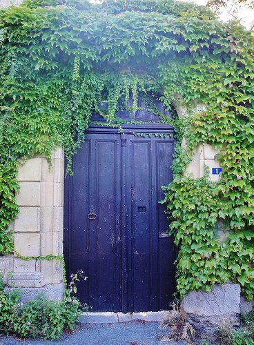 Porte ancienne - Denée, Maine et Loire - Anjou | Flickr - Photo Sharing!