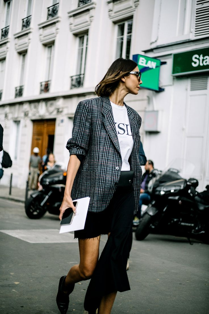 Street Style Paris Fashion Week, Primavera-Verano 2018