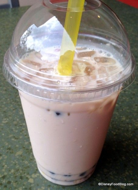 Mango Green Tea with Popping Bubbles featured at the China Marketplace!