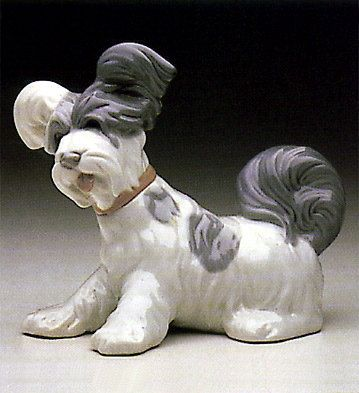 Collectible Retired Vintage Lladro Spanish Porcelain
