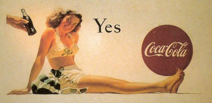 This ad has only one word and still manages to say more than some modern ads.: Vintage Summer, Retro Poster, Rodz Retro Vintage Pin, Vintage Advertisement, Awesome Pin, Antiques Vintage, Vintage Retro, Classic